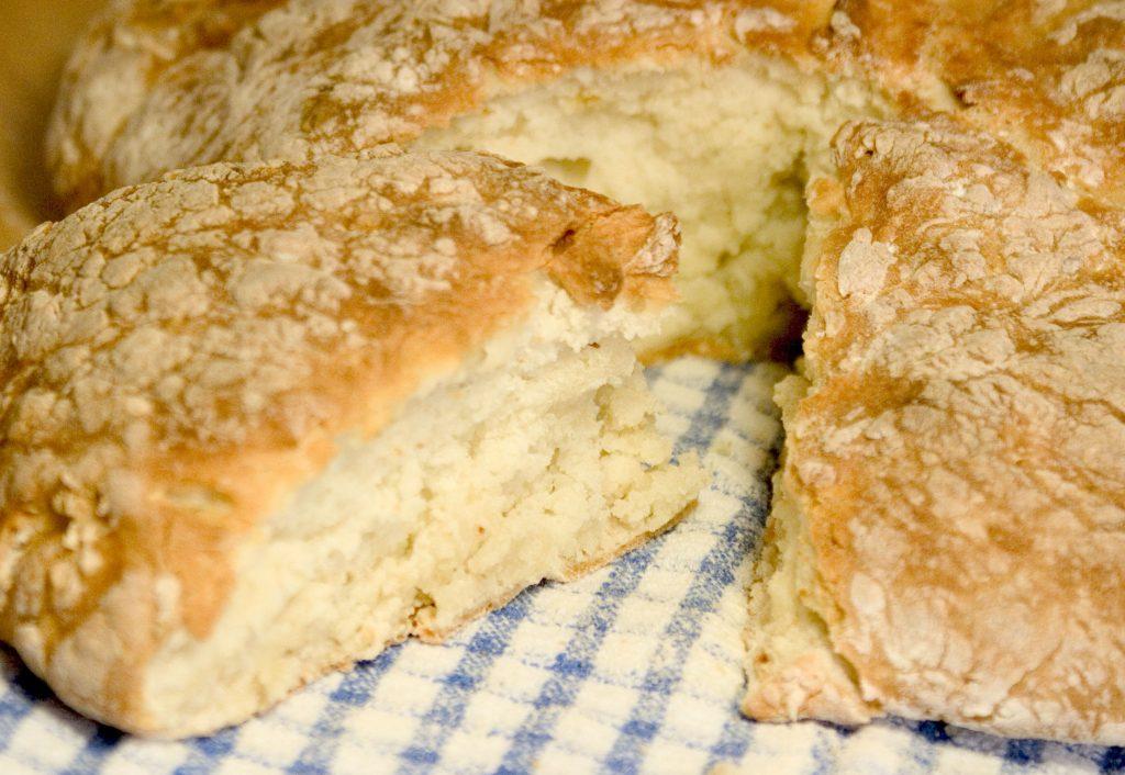 photo of Irish soda bread